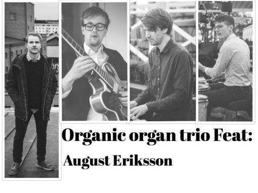 Organic Organ Trio ft. August Eriksson