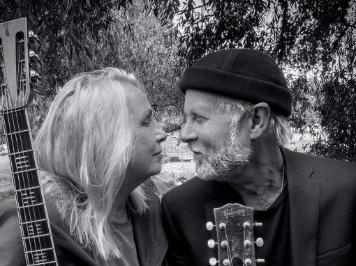 Akustiskt i Växthuset: Marie Bergman och Lasse Englund